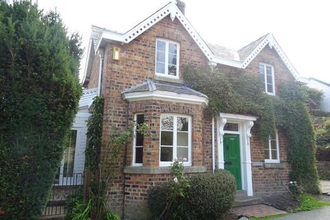 3 bedroom detached house for sale - Llwyn West Lodge, Llanfyllin