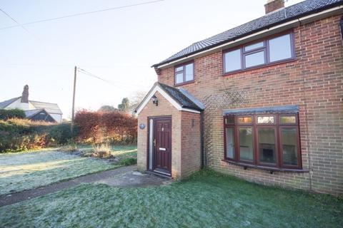 3 bedroom end of terrace house for sale - Chapel Hill, Speen