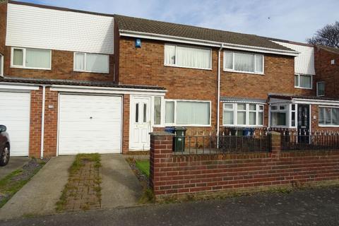 3 bedroom semi-detached house to rent - Lothian Court, Newcastle