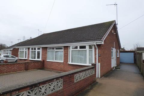 2 bedroom semi-detached bungalow for sale - Borrowdale, Hull