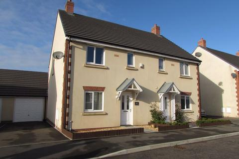 3 bedroom house to rent - Parc Dderwen, Coity, Bridgend, CF35 6FQ