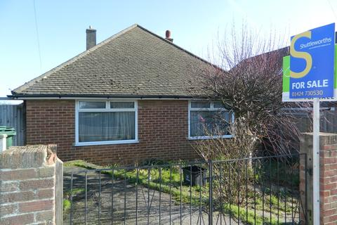 2 bedroom bungalow for sale - Glyne Drive, Bexhill-on-Sea, TN40