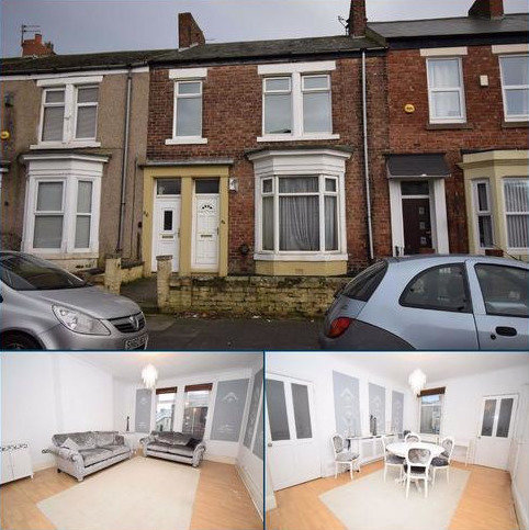 2 bedroom flat for sale - Broughton Road, South Shields
