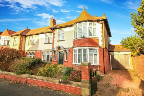 3 bedroom semi-detached house to rent - Elmwood Road, Whitley Bay