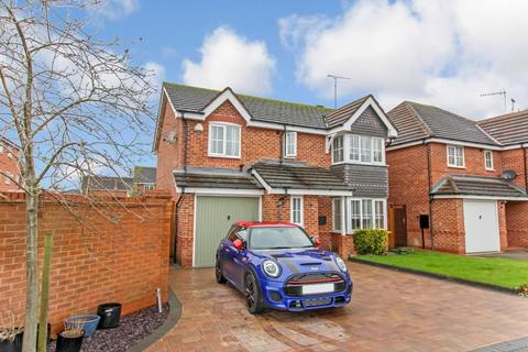 4 bedroom detached house for sale - Wilmhurst Road, Warwick