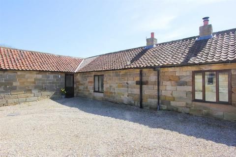 2 bedroom barn conversion to rent - Ingleby Road, Great Broughton
