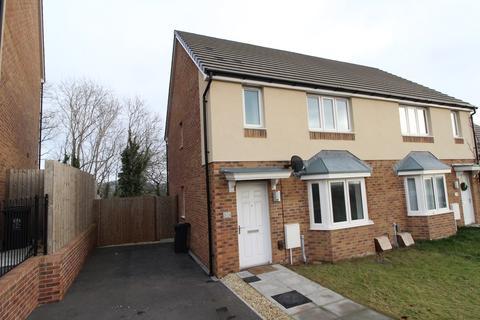 3 bedroom semi-detached house for sale - Elgar Circle, Newport, NP19