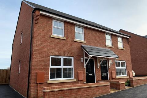 3 bedroom semi-detached house for sale - Fitz Hugh Crescent , Wavendon, Milton Keynes , MK17