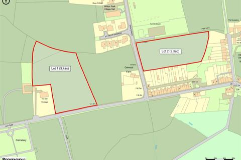 Land for sale - Park Road, Bishop Auckland