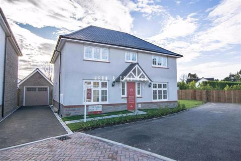 4 bedroom detached house for sale - Tinkinswood Green, Cae Newydd, St Nicholas