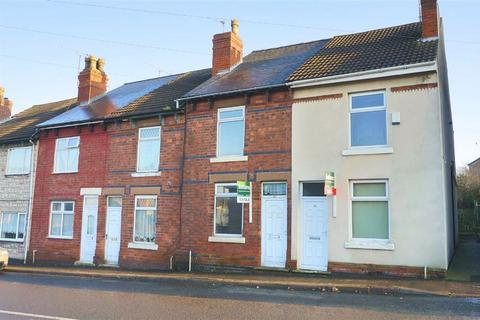 3 bedroom terraced house for sale - Chesterfield Road, Shuttlewood, Chesterfield, S44