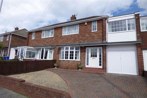 4 bedroom semi-detached house to rent - Rosewood Crescent, Seaton Sluice, Whitley Bay