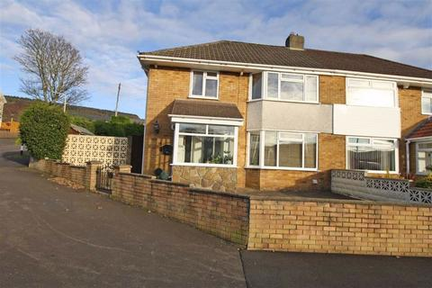 3 bedroom semi-detached house for sale - Grasmere Drive, Cwmbach, Aberdare