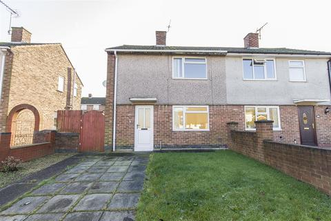 2 bedroom semi-detached house for sale - Macdonald Close, Grassmoor, Chesterfield