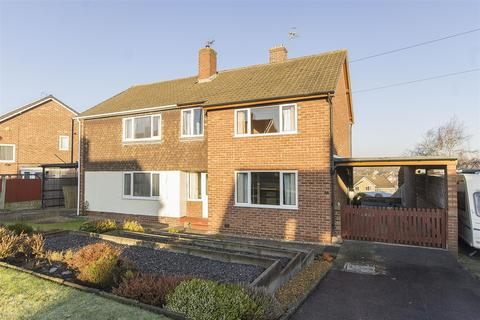 3 bedroom semi-detached house for sale - Cuttholme Road, Loundsley Green, Chesterfield