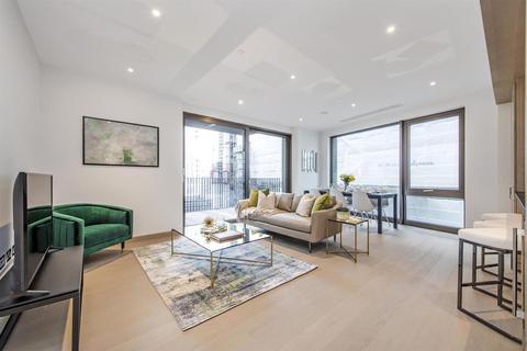 1 bedroom flat to rent - Legacy Building, Embassy Gardens, Nine Elms, London SW8