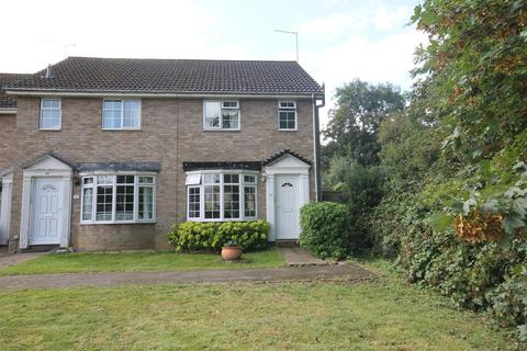 3 bedroom end of terrace house for sale - Cleveland Gardens, Burgess Hill
