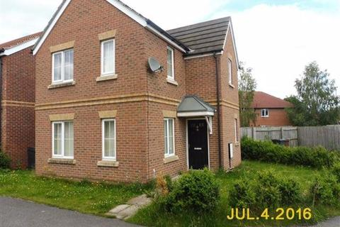 3 bedroom townhouse to rent - Appleby Way, Lincoln, Lincolnshire