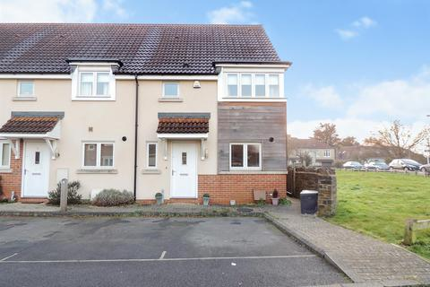 3 bedroom end of terrace house for sale - Stone Hill View, Hanham, Bristol