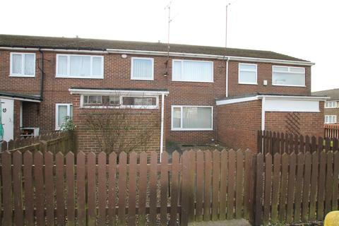 3 bedroom terraced house for sale - Honister Square, Crook
