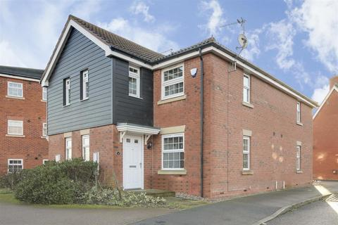 2 bedroom end of terrace house to rent - James Drive, Calverton, Nottinghamshire, NG14 6RJ