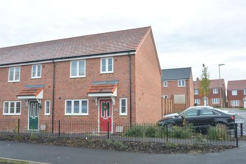 3 bedroom end of terrace house for sale - Halter Way, Andover