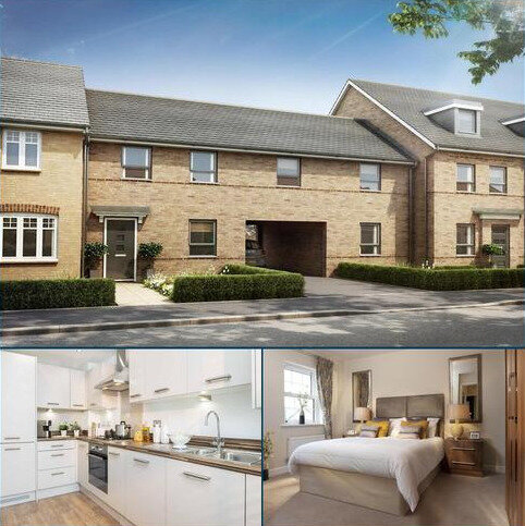 2 bedroom end of terrace house for sale - Plot 70, Wilstead at Willow Grove, Southern Cross, Wixams, Wilstead, BEDFORD MK42