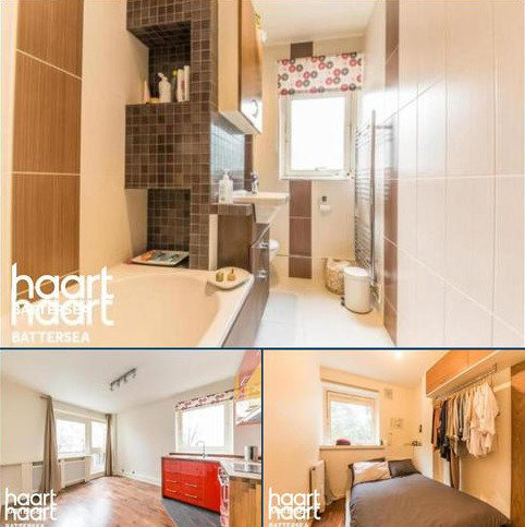 1 bedroom flat to rent - Culvert Road, SW11