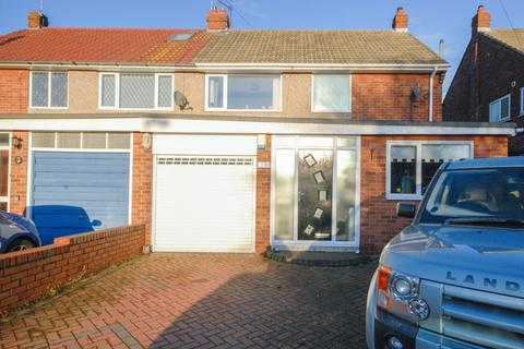 3 bedroom semi-detached house for sale - Burnside, East Boldon