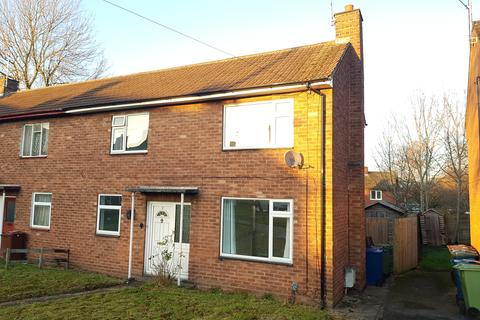 2 bedroom semi-detached house to rent - Trenchard Avenue, Stafford ST16