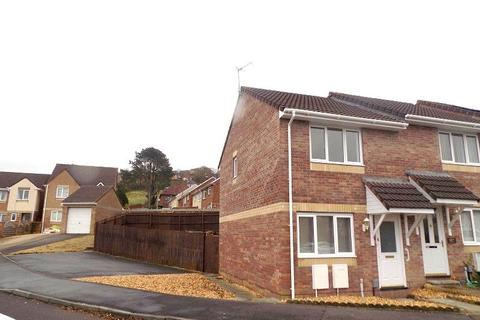 2 bedroom semi-detached house for sale - Clos Ysbyty, Cimla, Neath, Neath Port Talbot. SA11 3PL