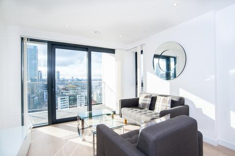 1 bedroom apartment to rent - Horizons Tower, Canary Wharf, London E14