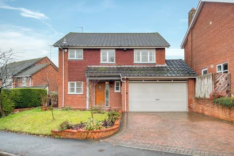 3 bedroom detached house for sale - The Blossoms, Station Road, Henley-in-Arden, Warwickshire, B95