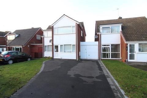 3 bedroom detached house for sale - Hoylake Close, Nuneaton, Warwickshire