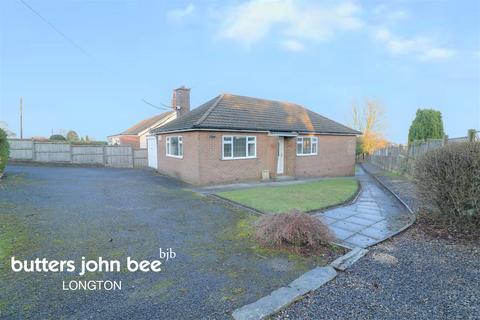 3 bedroom bungalow for sale - Sandon Road, Meir Heath, ST3 7LJ