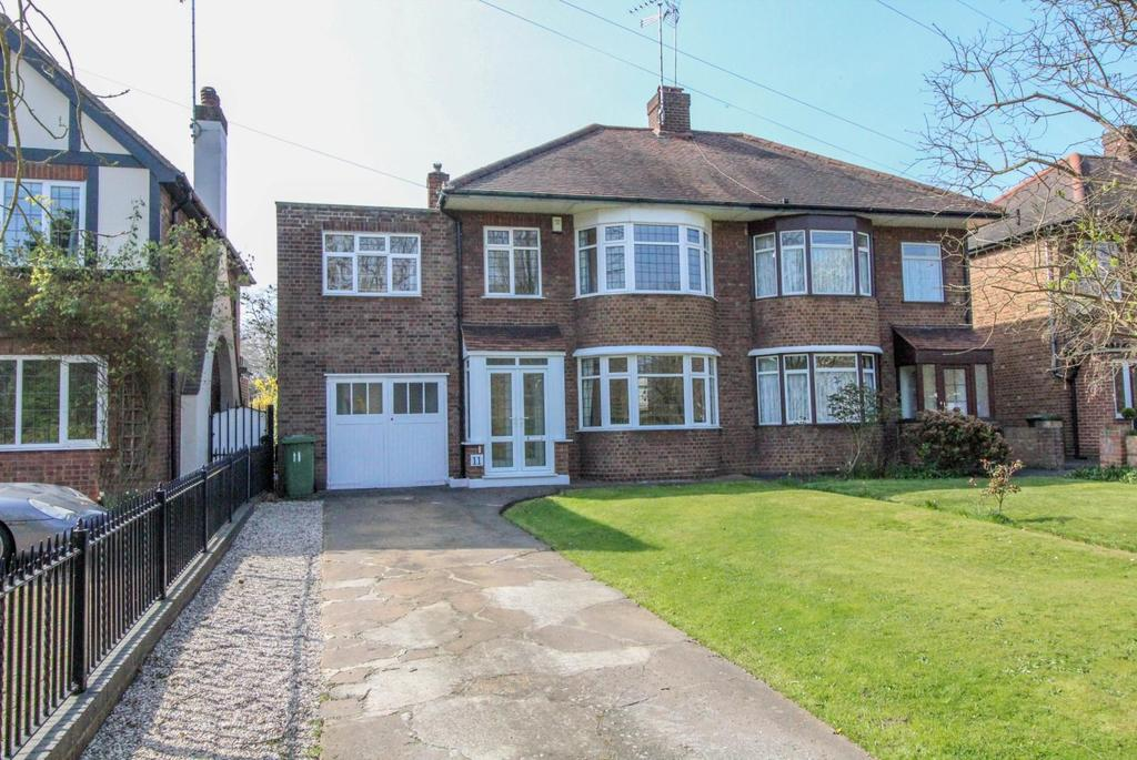 4 Bedrooms Semi Detached House for sale in The Avenue, Brentwood, Essex, CM13