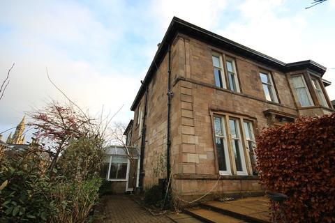 2 bedroom semi-detached bungalow to rent - Leslie Road, Pollokshields, Glasgow - Available Now