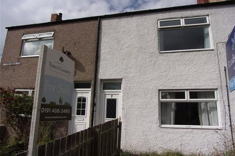 3 bedroom terraced house to rent - Broadoak Terrace, Chopwell, Newcastle Upon Tyne, NE17