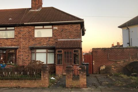 2 bedroom terraced house to rent - Fincham Road, Liverpool, Merseyside, L14