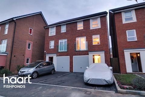 3 bedroom terraced house for sale - Brentnall Way, Fishponds, BS16