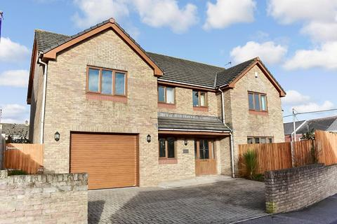 4 bedroom detached house for sale - The Beeches Caroline Avenue, North Cornelly, Bridgend, Bridgend County. CF33 4LF