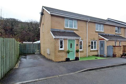 2 bedroom semi-detached house for sale - Cwm Felin, Blackmill, Bridgend, Bridgend County. CF35 6EJ