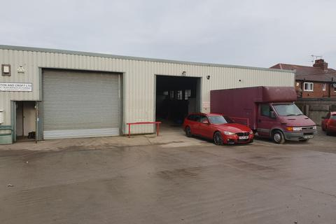 Industrial unit to rent - Pontefract, West Yorkshire WF8