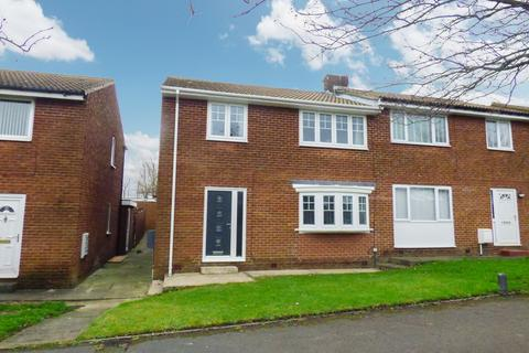 3 bedroom semi-detached house for sale - Hesledon Walk, Murton, Seaham, Durham, SR7 9LS