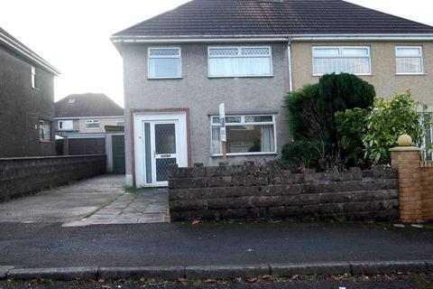 3 bedroom semi-detached house to rent - Brynsiriol Road, Fforestfach, Swansea, Abertawe, SA5