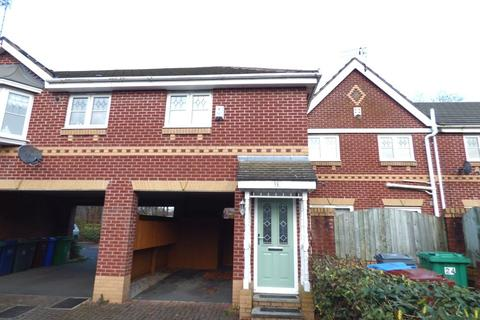1 bedroom apartment for sale - 98 Kerscott Road  Manchester  M23 0GP