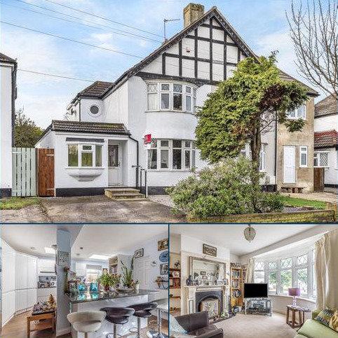 3 bedroom semi-detached house for sale - Queensway, West Wickham