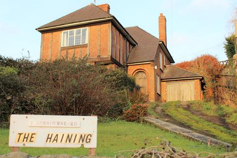 Land for sale - Ashbourne Road, Belper, Derbyshire, DE56 2DA