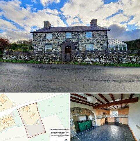 3 bedroom detached house for sale - Brithdir, Dolgellau, Gwynedd