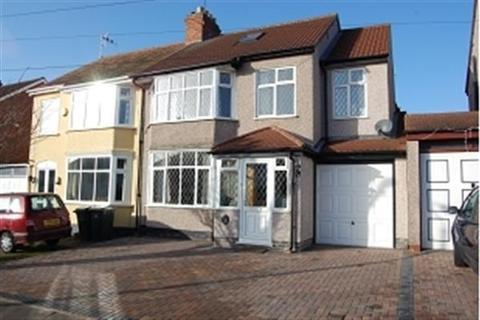 4 bedroom semi-detached house to rent -  Moat Avenue, Finham, Coventry, CV3